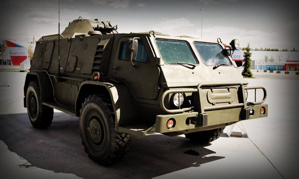 Впк тигр. бронеавтомобиль тигр – случайный проект армии рф