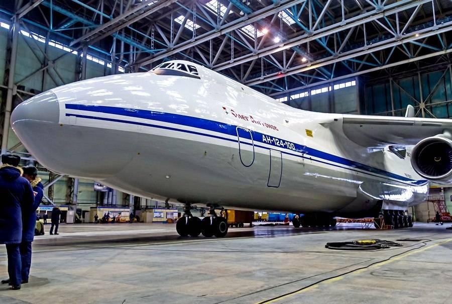 Ан-124 — википедия