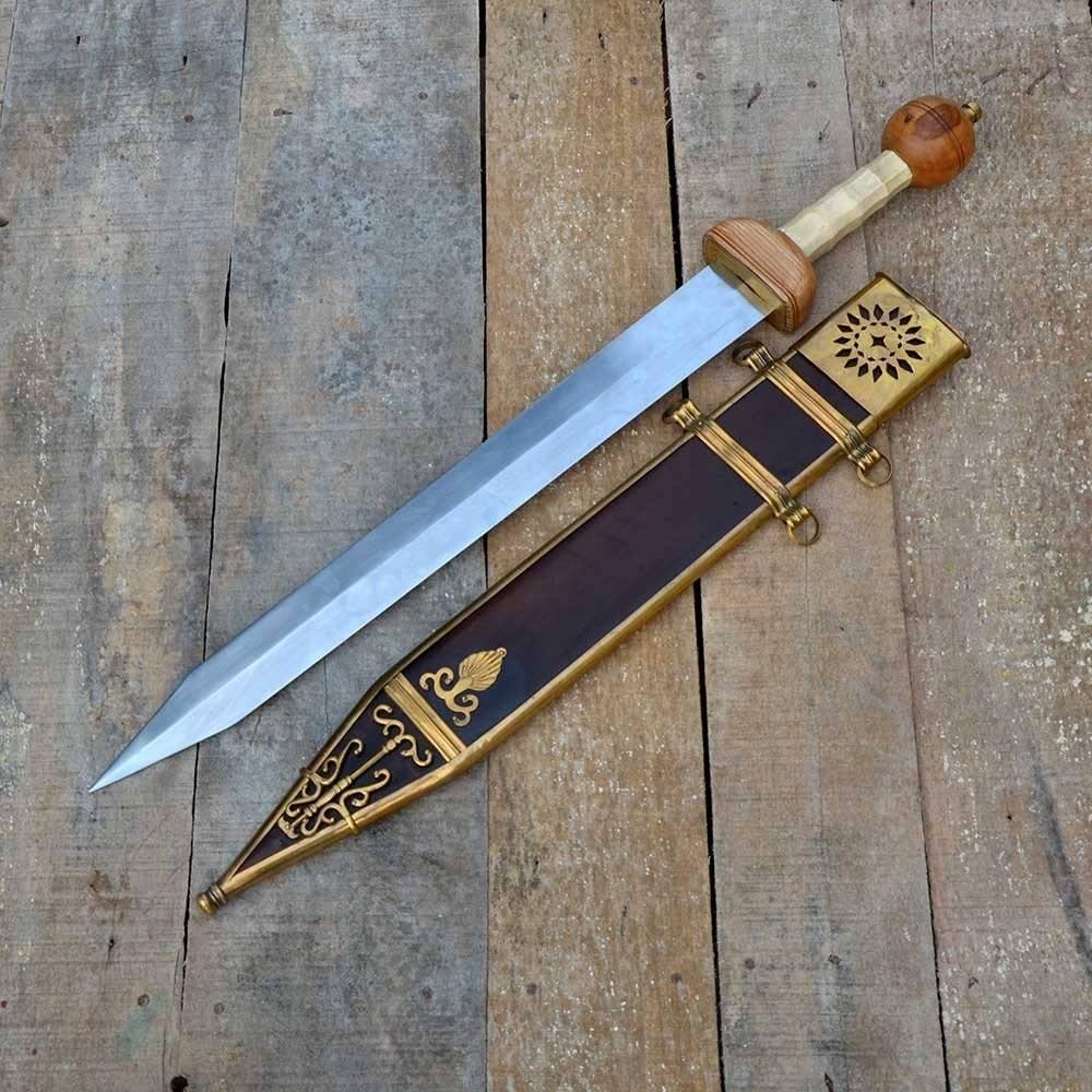 Римский меч гладиус: интересные исторические факты оружия