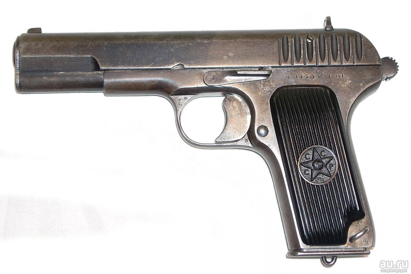 Страшная история легендарного пистолета тт - экспресс газета