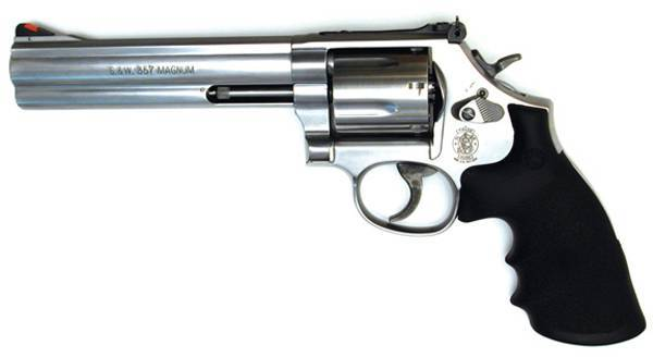 Smith & wesson model 586 - internet movie firearms database - guns in movies, tv and video games
