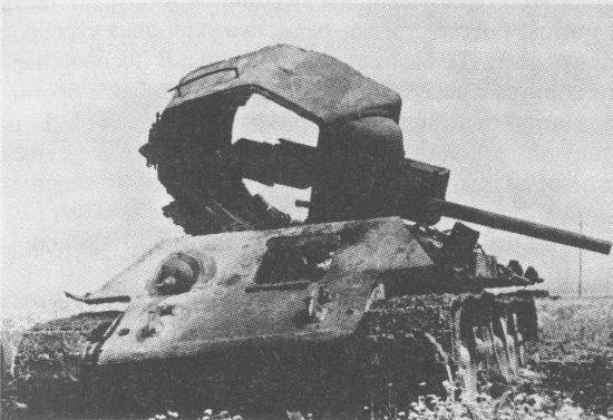 Т-34-85 – танк Победы