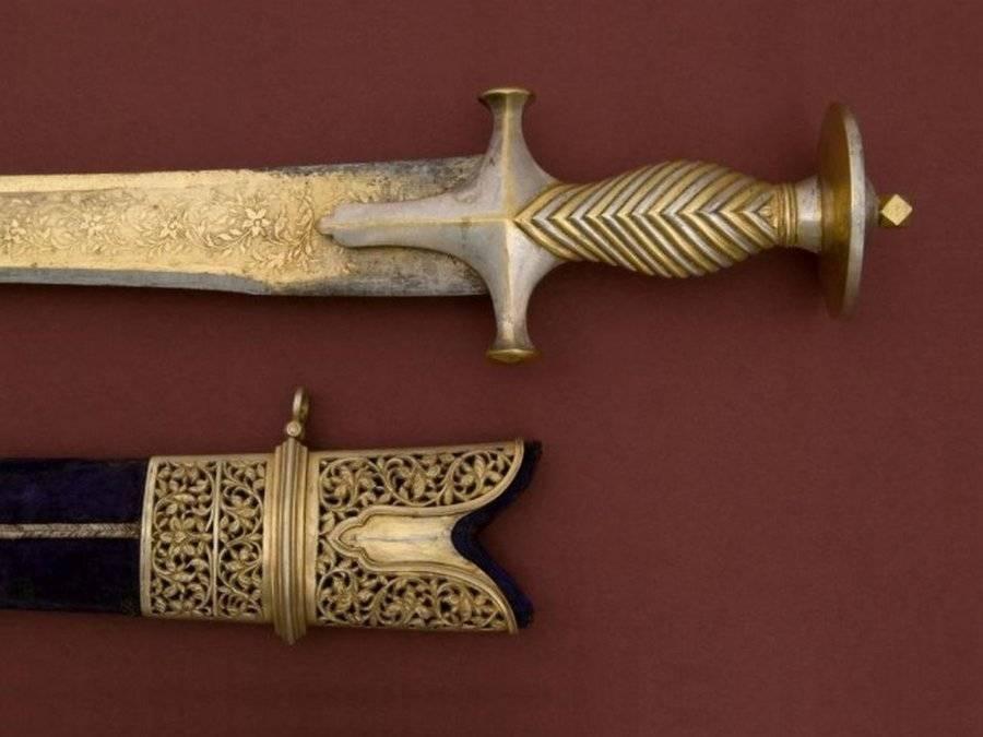 Пата и уруми — самое странное и жуткое оружие индии. часть 2