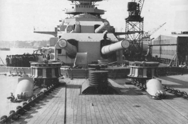 Непотопляемый «бисмарк» – линкор-крепость