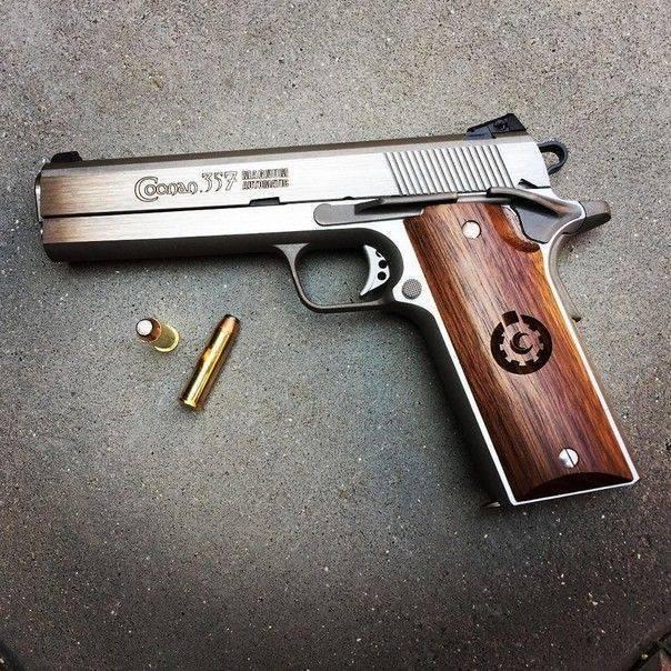 Пистолет Coonan