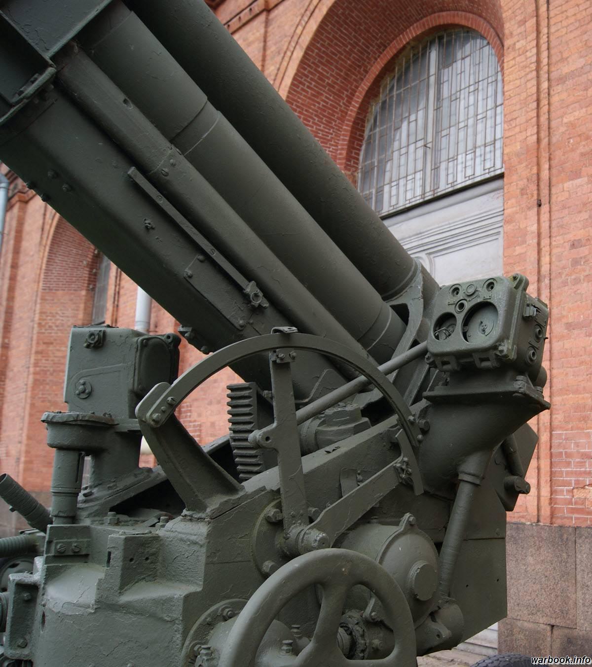85-мм универсальная палубная установка 90-к образца 1941 года
