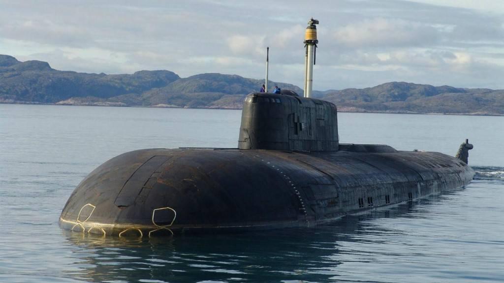 Подводные лодки проекта 949а «антей» — википедия переиздание // wiki 2