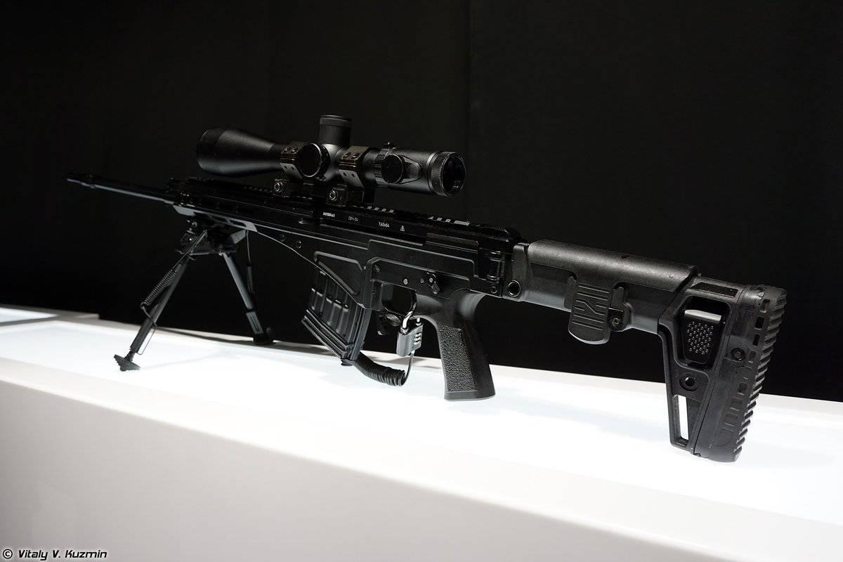 Снайперская винтовка калашникова — википедия переиздание // wiki 2