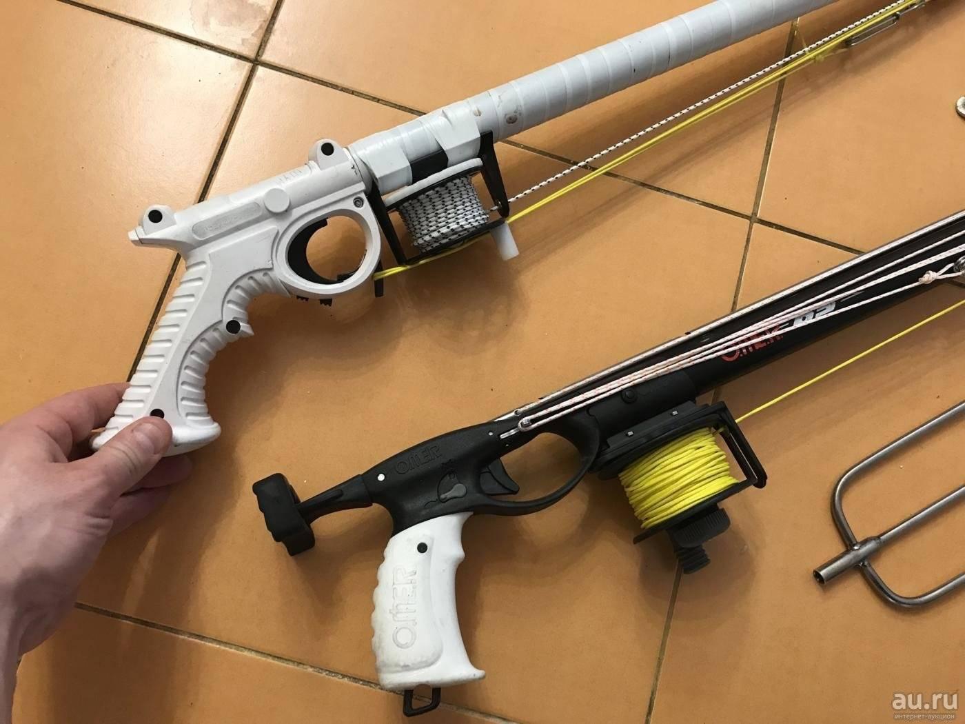 Ружье для подводной охоты своими руками