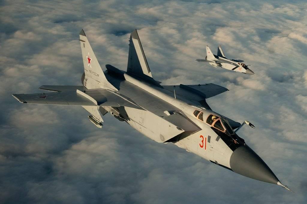 Миг-31: Первый среди равных, или лучший истребитель-перехватчик России