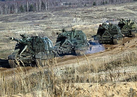 Самоходная дивизионная гаубица 2с19 «мста-с»: фото и технические характеристики
