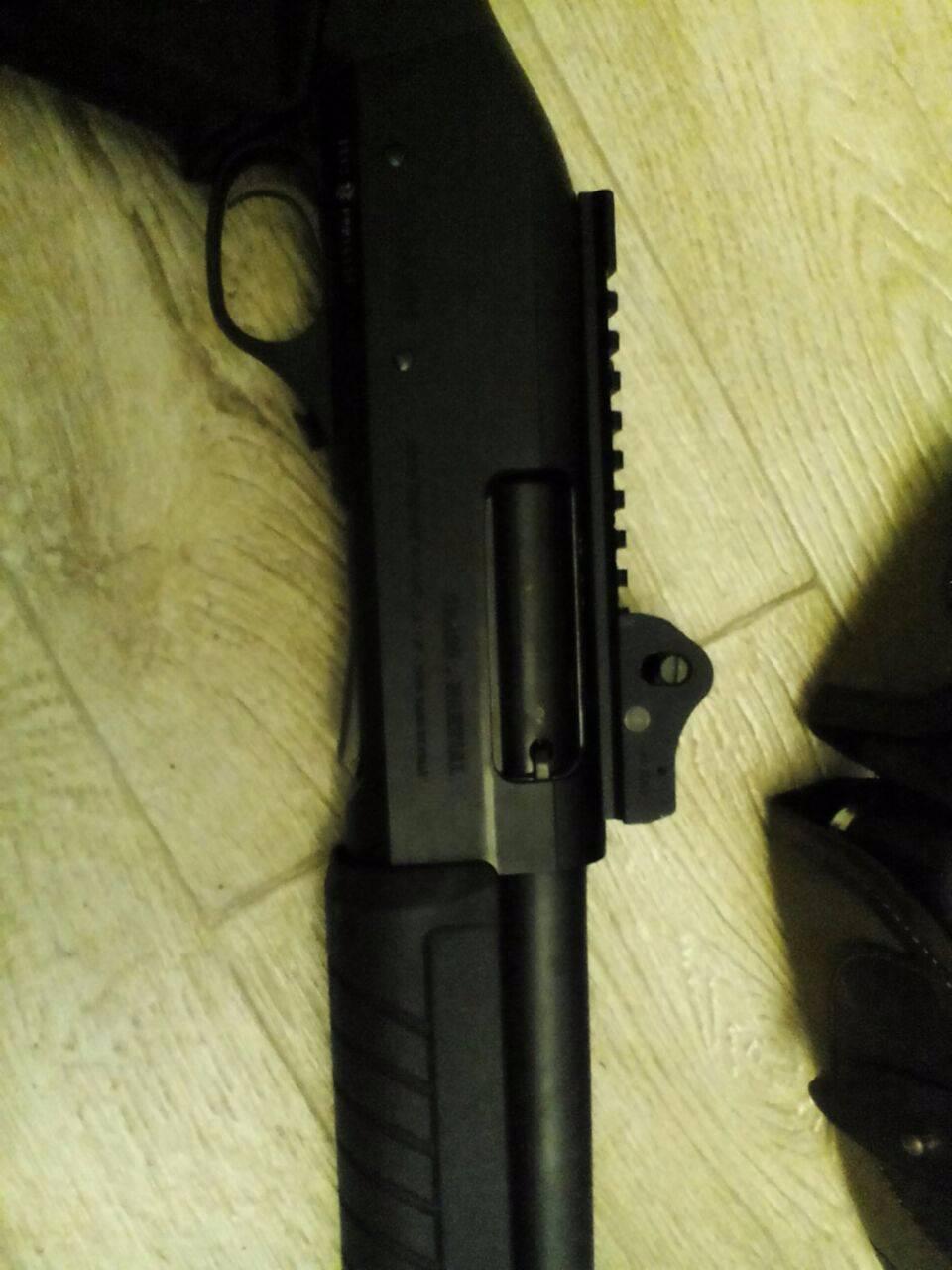 Итальянское ружьё Fabarm SDASS