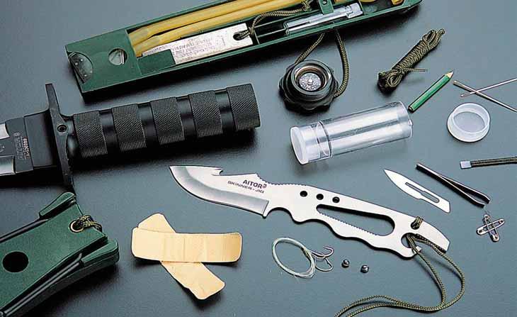 Рейтинг ножей для выживания в экстремальных условиях