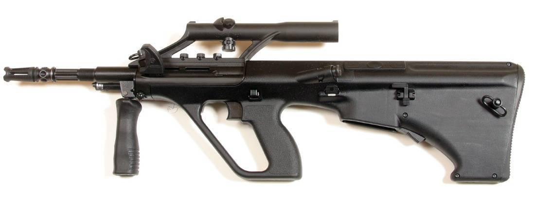 Microtec msar stg-556 le/mil штурмовая винтовка — характеристики, фото, ттх