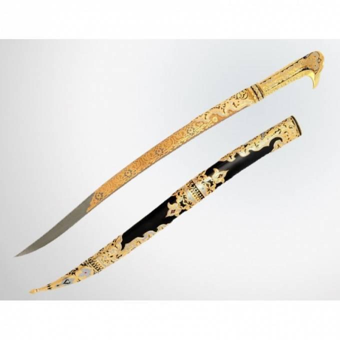 Ятаган: коварный клинок. ятаган - оружие турецких янычар. как сражались ятаганом кроме янычар кто использовал ятаган