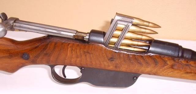 Магазинная винтовка steyr mannlicher m95