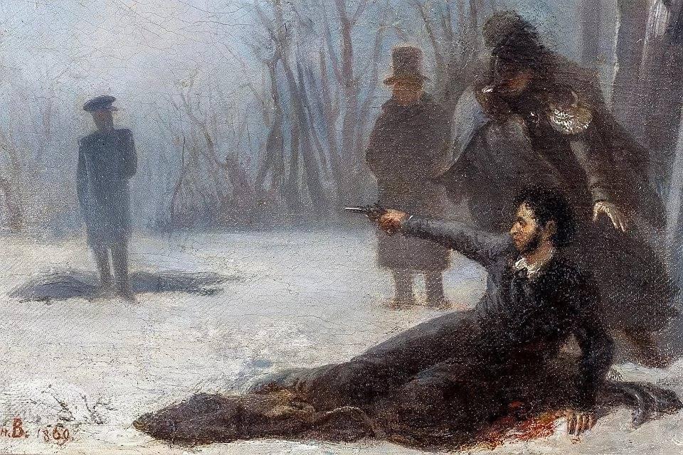 Дуэль: поединок чести или `законное убийство`? - елена николаевна попова