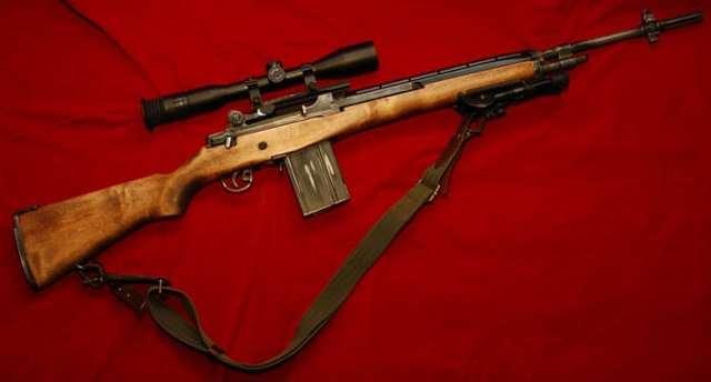 Винтовка M48