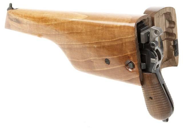 Французский пистолет-пулемёт образца 1938 года mas-38 - стрелковое оружие - военная техника - каталог статей - персональный сайт