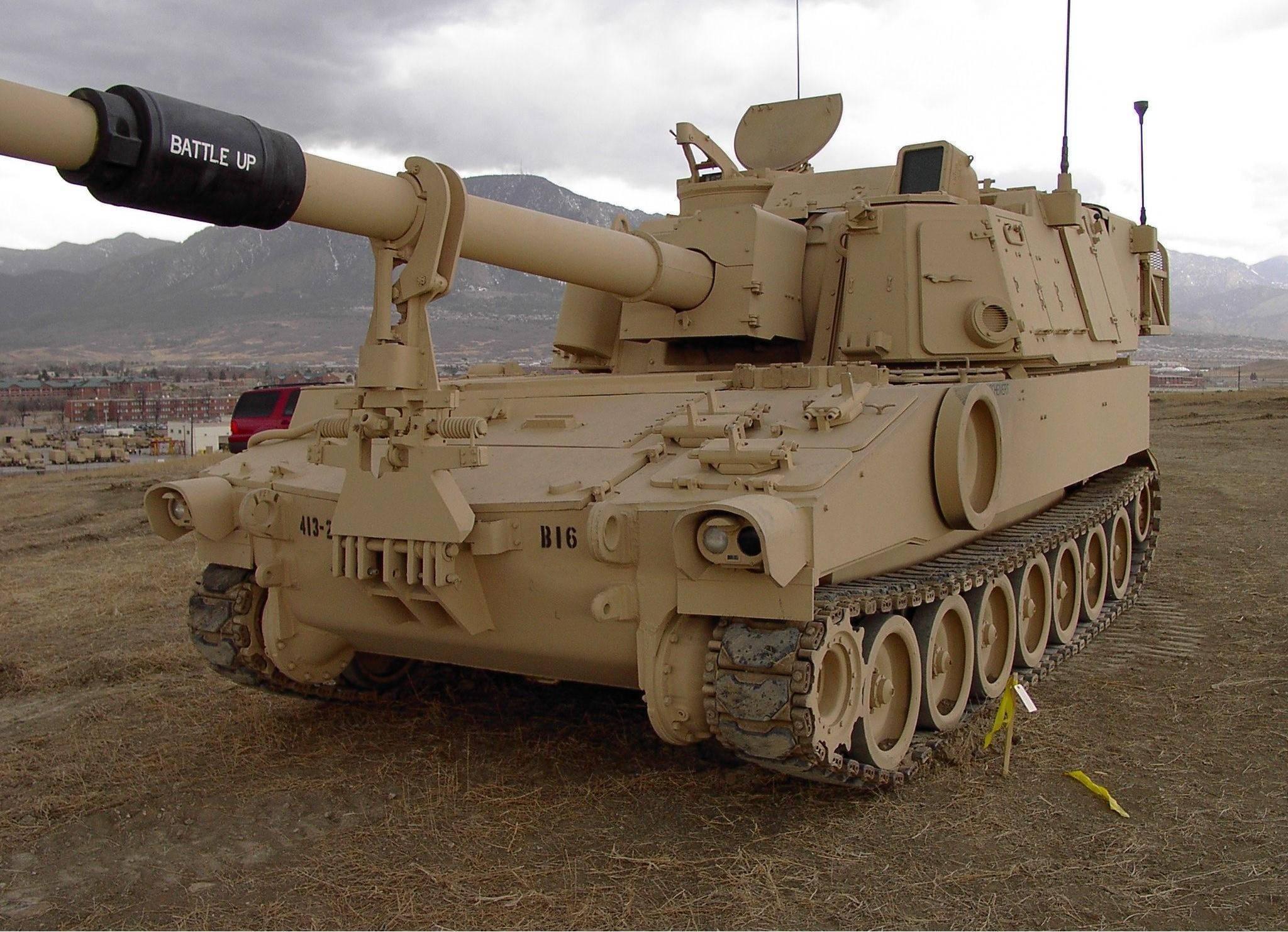 M109 (сау) - вики