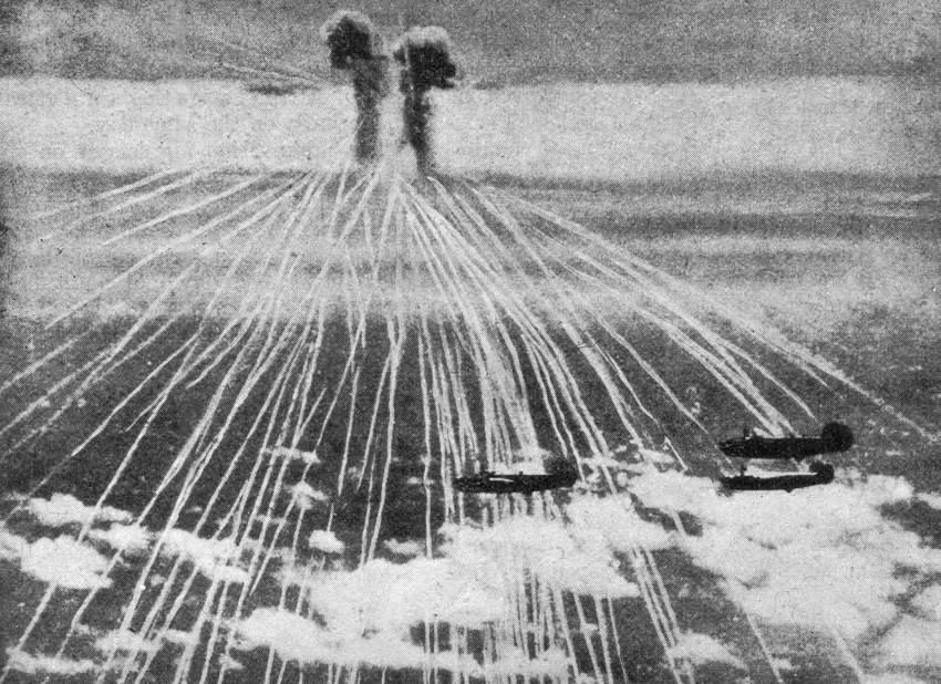 Бесчеловечное оружие: что такое белый фосфор и почему его до сих пор применяют? фосфорная бомба: принцип действия и последствия видео: фосфорная бомба