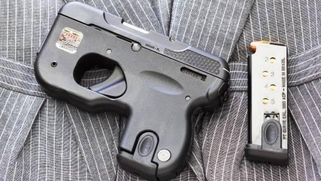 Малокалиберный пистолет taurus tx22 — у него есть будущее