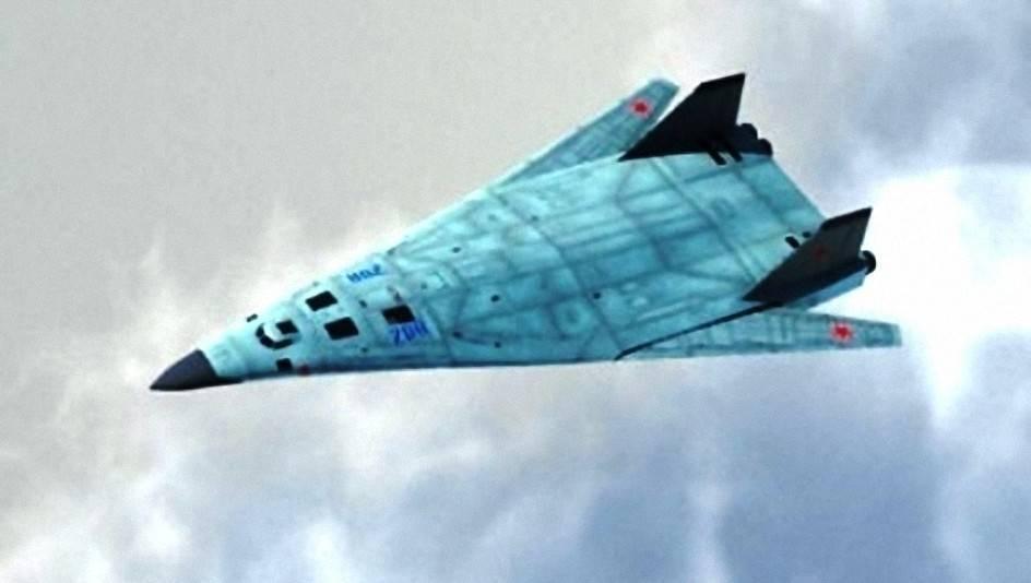 Перспективный авиационный комплекс дальней авиации
