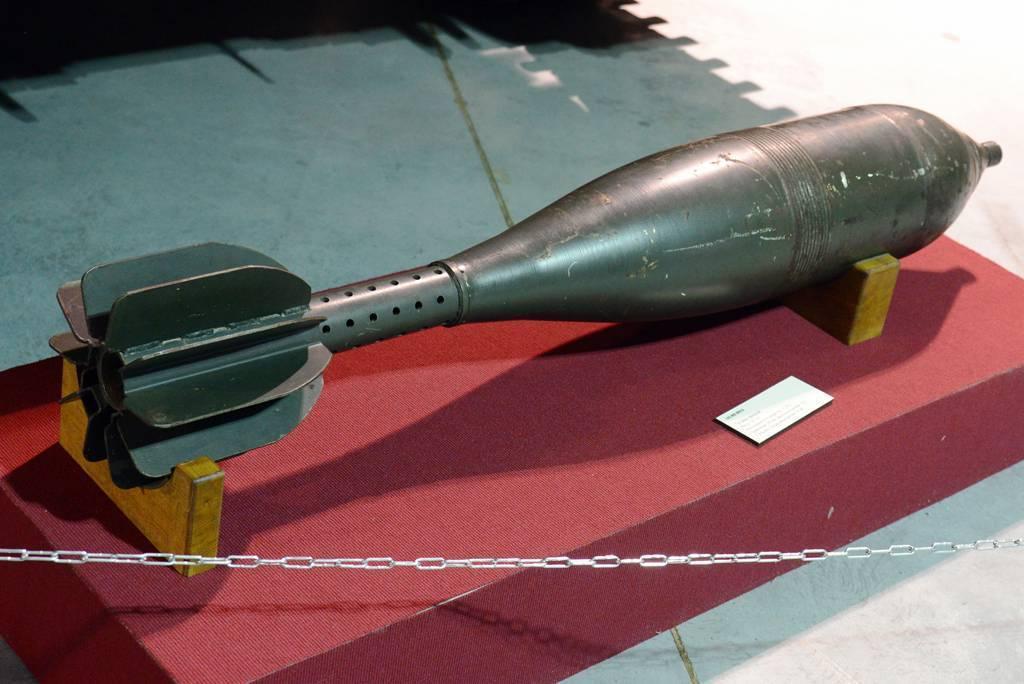 240-мм миномёт м-240 википедия