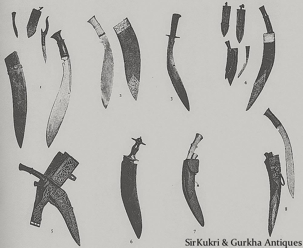 Показать нож кукри. непальский нож кукри: история легенды