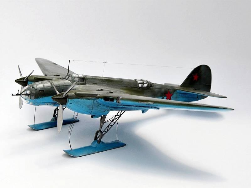 Самолет ар-2