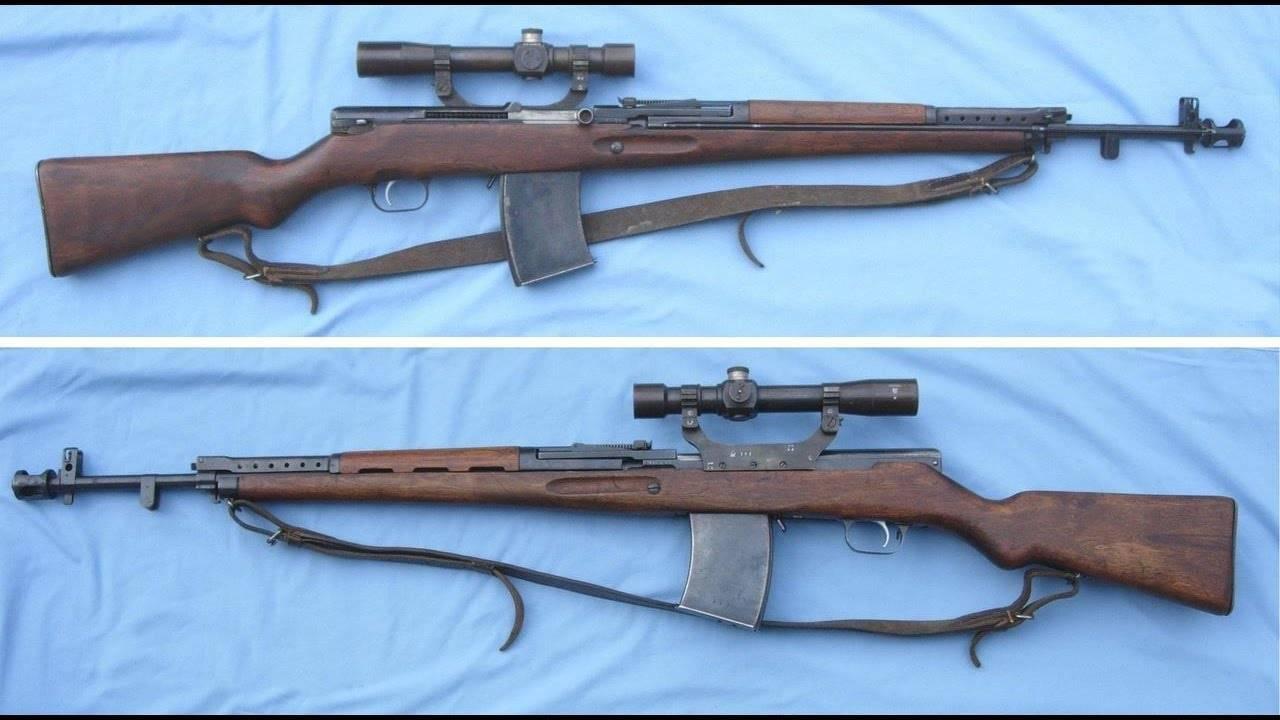 Автоматическая винтовка Симонова АВС-36