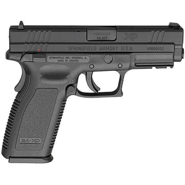 Пистолет Springfield Armory XD-S