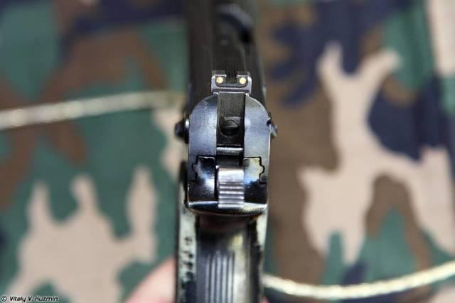 Пистолет оц-33 пернач ттх. фото. видео. размеры. скорострельность. скорость пули. прицельная дальность. вес