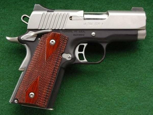 Пистолет Kimber Eclipse Ultra II