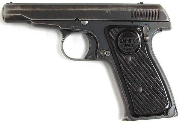 Пистолет Remington model 51