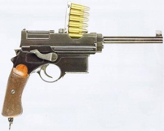 Steyr m1912