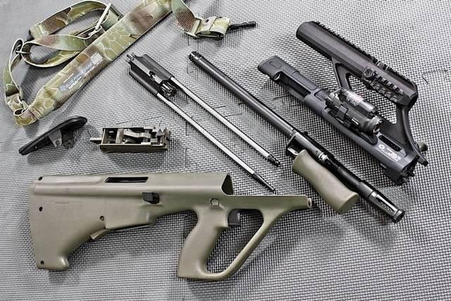 Пистолет type 52