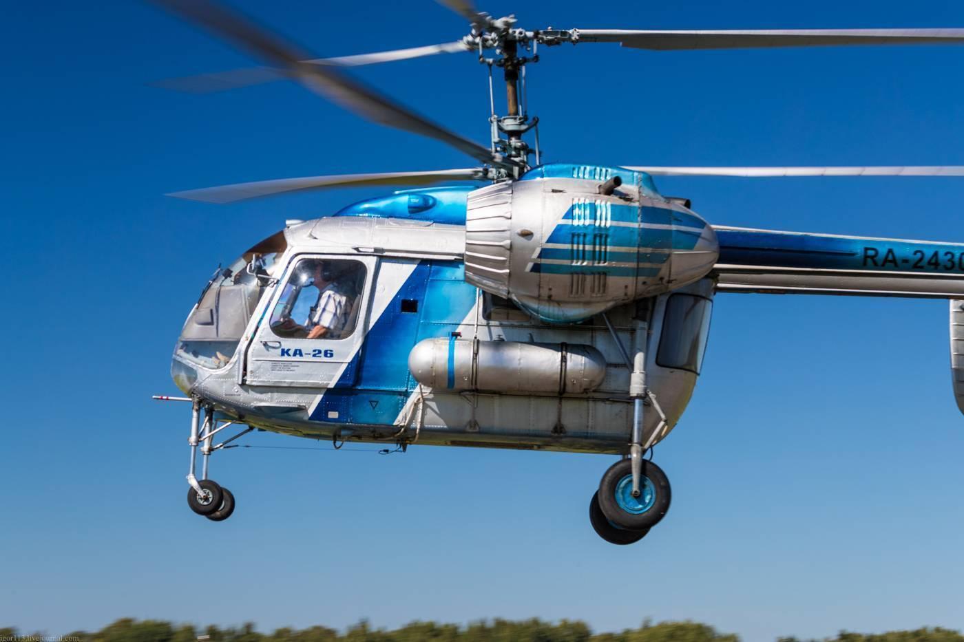 Вертолет Ка-26: история создания, описание и характеристики машины
