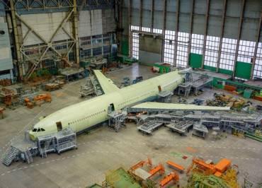 Пассажирский самолет Ил-96: история создания, описание и технические характеристики