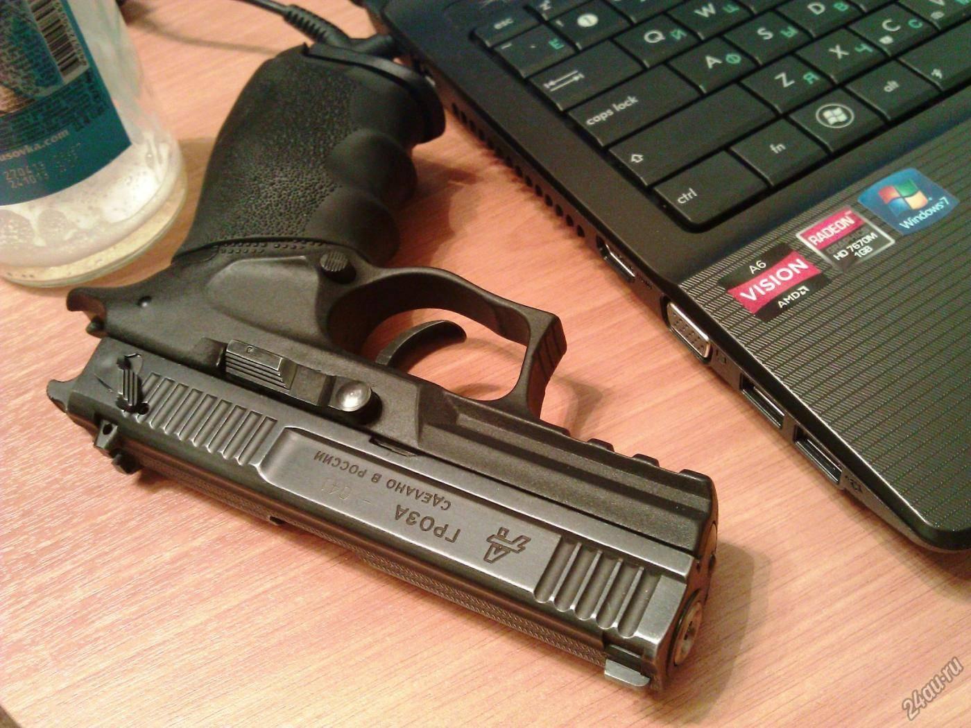 """Револьвер """"гроза"""": фото, отзывы. револьвер """"гроза р-02с"""""""
