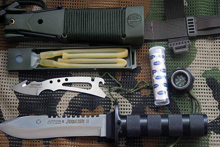 Для чего нужен нож для выживания, какой лучше