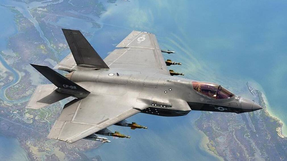 """Эпический провал американского военно-промышленного комплекса на примере """"самолёта-молнии"""" f-35"""