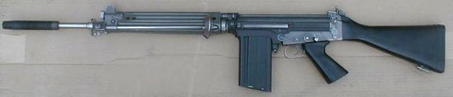 Видео: штурмовая винтовка fn fnc