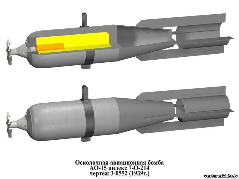 Авиационная бомба — википедия