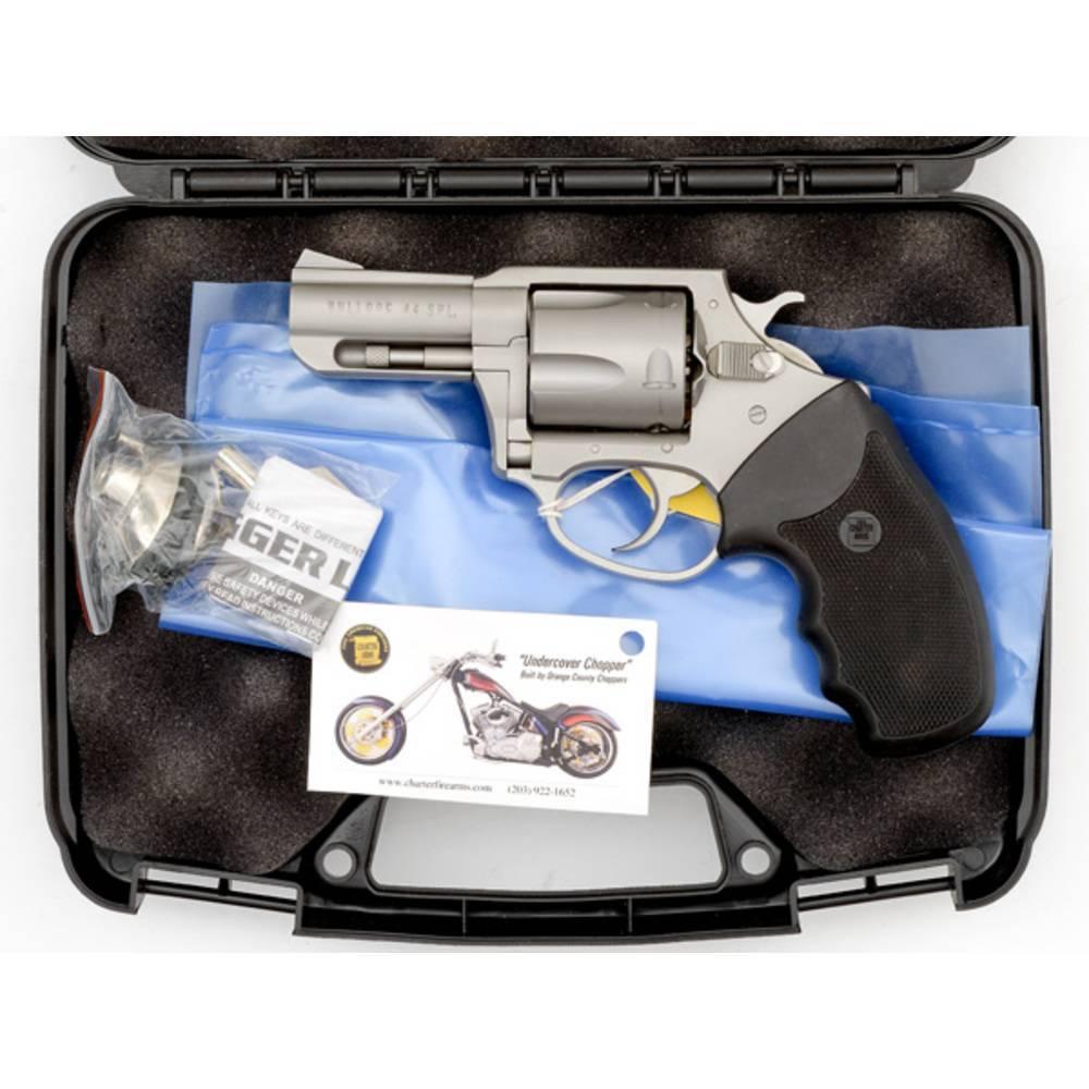 Револьвер webley bulldog
