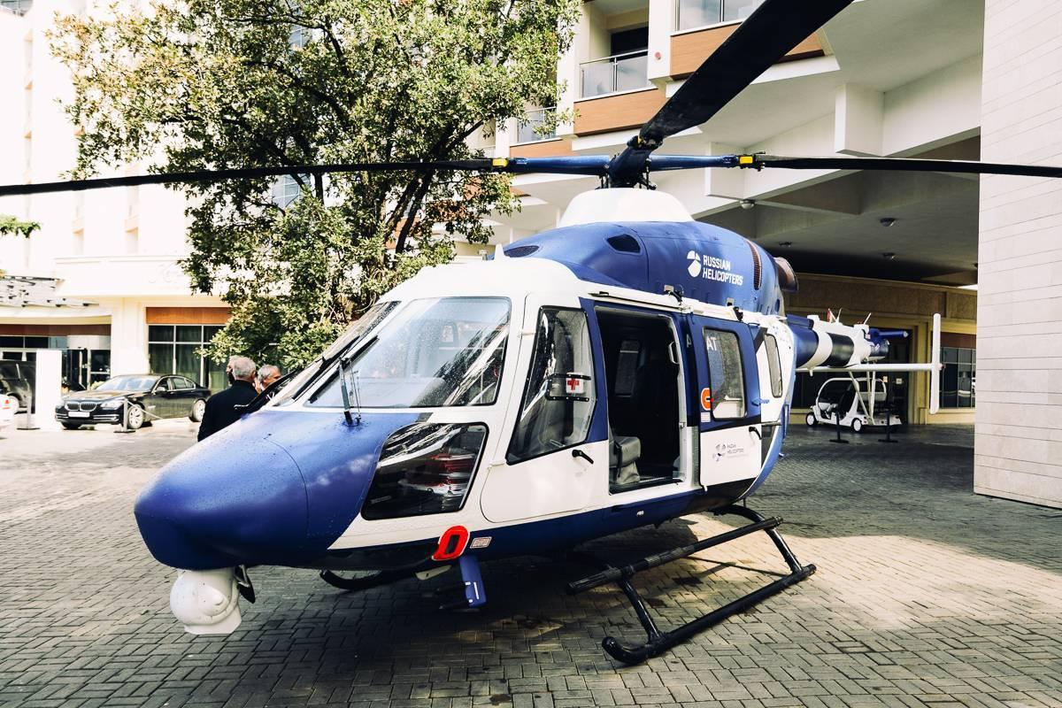 Вертолет ансат: характеристики и фото
