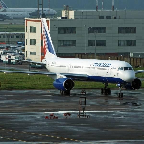 Самолет ту-204. летно-технические характеристики - korrespondent.net