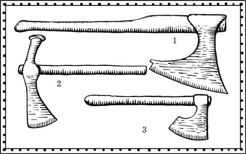 Боевой топор – спутник человека в мире оружия. боевые топоры на руси топоры, применявшиеся как в бою, так и для хозяйственных нужд