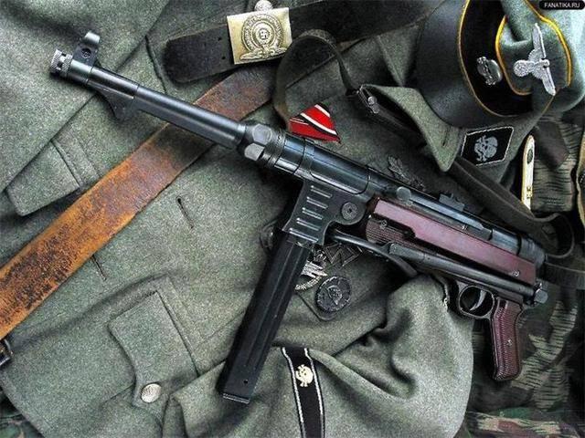 Слон против кита. сравниваем немецкий mp-40 ссоветским ппс-43