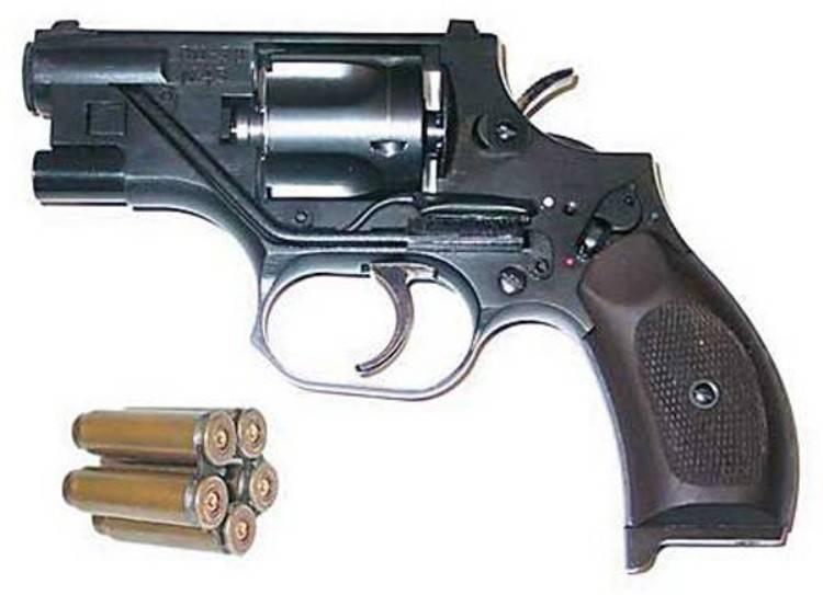 Читать онлайн пистолеты и револьверы. выбор, конструкция, эксплуатация страница 41